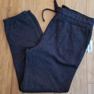 Old Navy Herringbone Jogger Sweatpants